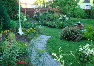 Dārzu plānošana, projektēšana