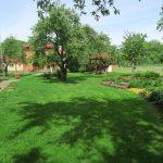 Dzīvā dārza, topogrāfijas iezīmēšana plānā